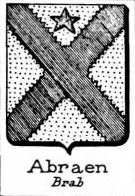 Abraen Coat of Arms / Family Crest 0