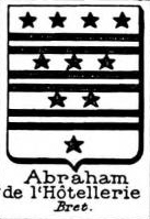 Abraham Coat of Arms / Family Crest 4