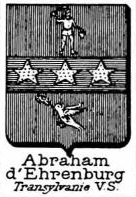 Abrahami Coat of Arms / Family Crest 0