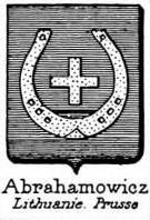 Abrahamowicz Coat of Arms / Family Crest 0
