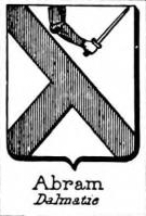 Abram Coat of Arms / Family Crest 0