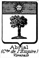 Abrial Coat of Arms / Family Crest 0