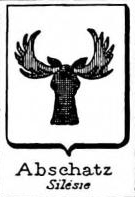 Abschatz Coat of Arms / Family Crest 4