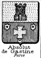 Absolut Coat of Arms / Family Crest 1
