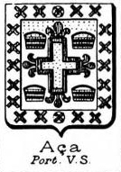 Aca Coat of Arms / Family Crest 0