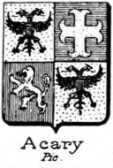 Acary Coat of Arms / Family Crest 0