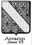 Accarigi Coat of Arms / Family Crest 0