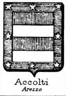 Accolti Coat of Arms / Family Crest 2
