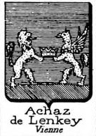 Achaz Coat of Arms / Family Crest 0
