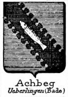 Achbeg Coat of Arms / Family Crest 0