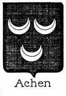 Achen Coat of Arms / Family Crest 0