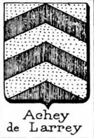 Achey Coat of Arms / Family Crest 0