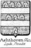 Achthoven Coat of Arms / Family Crest 0