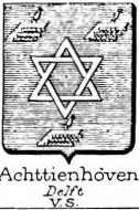 Achtienhoven Coat of Arms / Family Crest 0