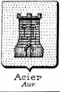 Acier Coat of Arms / Family Crest 0