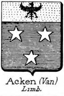 Acken Coat of Arms / Family Crest 1