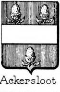 Ackersloot