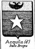 Acquilo Coat of Arms / Family Crest 0