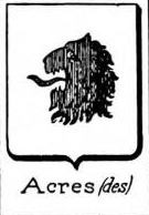 Acres Coat of Arms / Family Crest 0