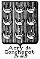 Acry Coat of Arms / Family Crest 0