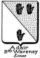 Adair Coat of Arms / Family Crest 0