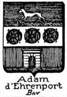 Adam Coat of Arms / Family Crest 15
