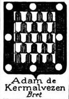 Adam Coat of Arms / Family Crest 16