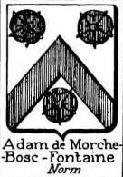 Adam Coat of Arms / Family Crest 17