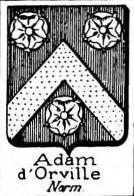 Adam Coat of Arms / Family Crest 18