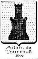 Adam Coat of Arms / Family Crest 19