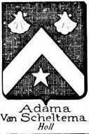 Adama Coat of Arms / Family Crest 3