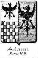 Adami Coat of Arms / Family Crest 5