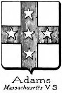 Adams Coat of Arms / Family Crest 1