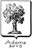 Adams Coat of Arms / Family Crest 0