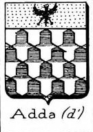 Adda Coat of Arms / Family Crest 5