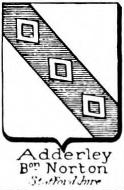 Adderley Coat of Arms / Family Crest 4
