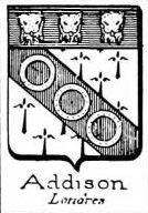 Addison Coat of Arms / Family Crest 6