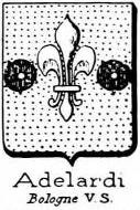 Adelardi Coat of Arms / Family Crest 0
