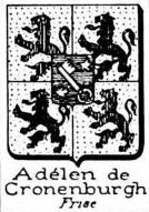 Adelen Coat of Arms / Family Crest 1