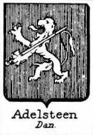 Adelsteen Coat of Arms / Family Crest 0