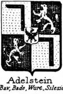 Adelstein Coat of Arms / Family Crest 0