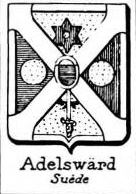 Adelsvard Coat of Arms / Family Crest 0