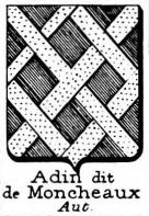 Adin Coat of Arms / Family Crest 0