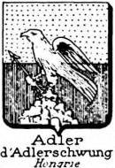Adler Coat of Arms / Family Crest 9