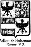 Adler Coat of Arms / Family Crest 10
