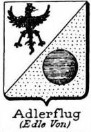 Adlerflug Coat of Arms / Family Crest 0