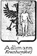 Adlmann Coat of Arms / Family Crest 0