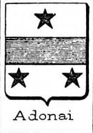 Adonai Coat of Arms / Family Crest 0