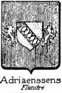 Adriaenssens Coat of Arms / Family Crest 0