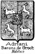 Adriani Coat of Arms / Family Crest 5